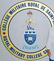 Royal Military College Saint-Jean Mural in Vanier building.jpg