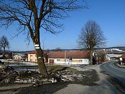 Rozcestník Vysoké - panoramio.jpg