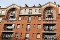 Rue Brillat-Savarin, Art Deco housing, 27 February 2016 002.jpg