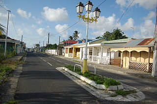 Port-Louis, Guadeloupe Commune in Guadeloupe, France