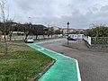 Rue des écoles (Beynost) - piste cyclable.jpg