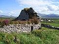 Ruined church and burial ground at Ballywiheen - geograph.org.uk - 220017.jpg