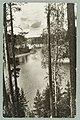 Runebergin kumpu, Takaharju, Lammasharju, Lahti Takaharjun ja Lammasharjun välissä, 1950s PK0210.jpg