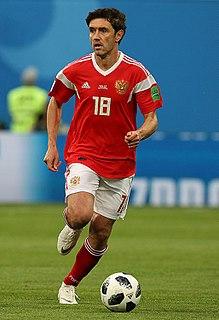 Yuri Zhirkov Russian footballer