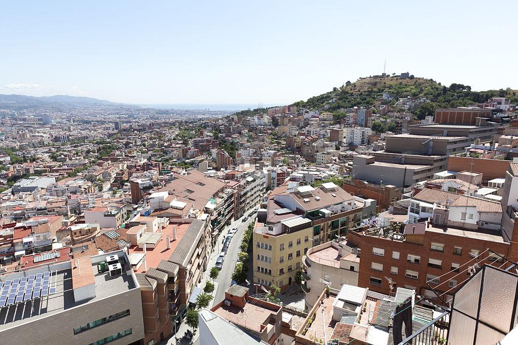 Quartier de Horta-Guinardó à Barcelone - Image du projet Glam.