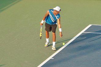 Ryan Sweeting - Ryan Sweeting 2007 US Open