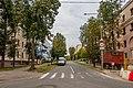 Rybalki street (Minsk) — beginning.jpg