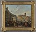 Rynek Starego Miasta, 1854, Franciszek Kostrzewski, MHW 137.jpg