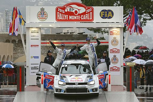 Sébastien Ogier Rally Monte-Carlo 2013 001