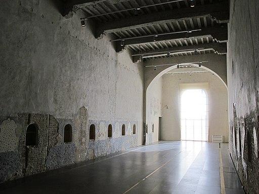 Corridoio degli uomini, Santa Maria della Scala