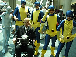 SDCC13 - The original X-Men (9348050080).jpg
