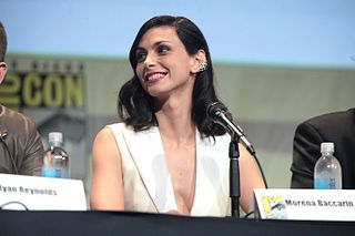 Brazilian-American actress