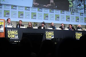 The Hateful Eight - The cast and director of The Hateful Eight at the 2015 San Diego Comic-Con to promote the film.