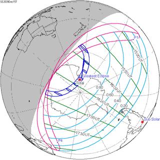Solar eclipse of December 15, 2039