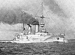 SMS Prinz Heinrich underway.jpg