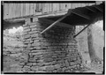 SOUTH BANK FOUNDATION - Cripple Deer Creek Covered Bridge, Allsboro, Colbert County, AL HABS ALA,17-ALBO.V,1-5.tif
