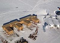 första expeditionen till sydpolen