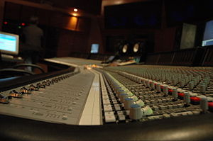 Solid State Logic - Console SSL9000