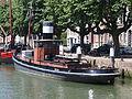 SS Gebroeders Bever - ENI 02309761, stoomsleepboot in de binnenhaven van Dordrecht, pic1.JPG