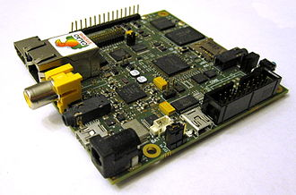 ST-Ericsson - The ST-Ericsson Snowball is a single-board computer in the Nano-ITX form factor using the A9500 version of the NovaThor SoC.