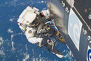 STS-129 EVA2 Randolph Bresnik 4