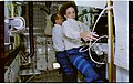 STS057-40-031 - STS-057 - Crewmembers at work in the SPACEHAB. - DPLA - ea916206e98b736403dc45216dc07af1.jpg