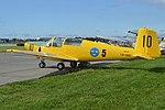 Saab 91B Safir '50010 10' (LN-HHS) (27697553087).jpg