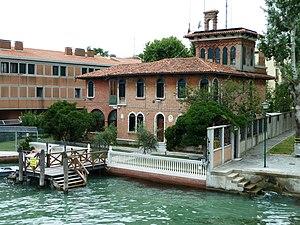 Sacca Fisola - Image: Sacca fisola lungo canale dei lavraneri