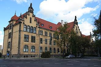 Inowrocław - District Court in Inowrocław