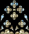 Saint-Chapelle de Vincennes - Baie 3 - Décor d'architecture (bgw17 0808).jpg