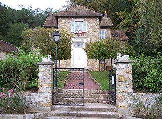 Saint-Forget Commune in Île-de-France, France