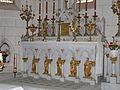 Saint-Georges-Blancaneix église autel.JPG