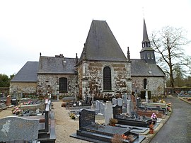 The church of Saint-Symphorien