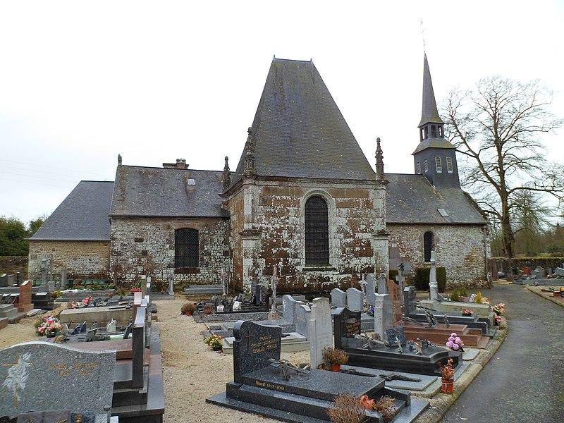 Église Saint-Symphorien de fr:Saint-Symphorien-des-Monts