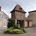 Saint-germain Lespinasse, - pigeonnier.jpg