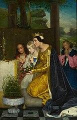 Saint Amelia, Queen of Hungary