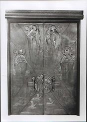 Saint Andrews House. Edinburgh. Bronze Doors. 1938.jpg