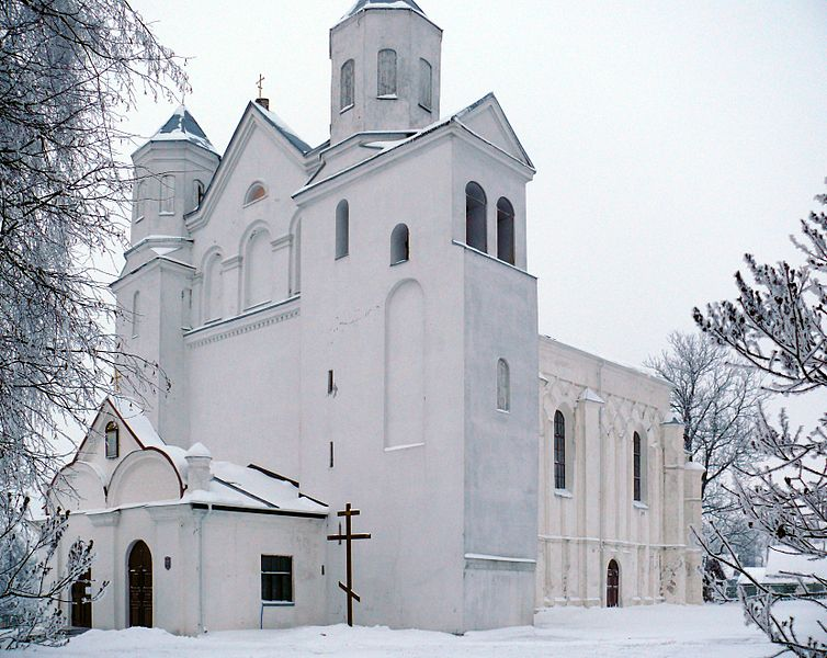 File:Saint Boris and Gleb Church in Navahrudak.JPG