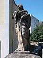 Saint John statue, Calvary Cemetery, 2020 Zalaegerszeg.jpg