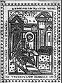 Saint Luke (1709 print, Tbilisi).JPG