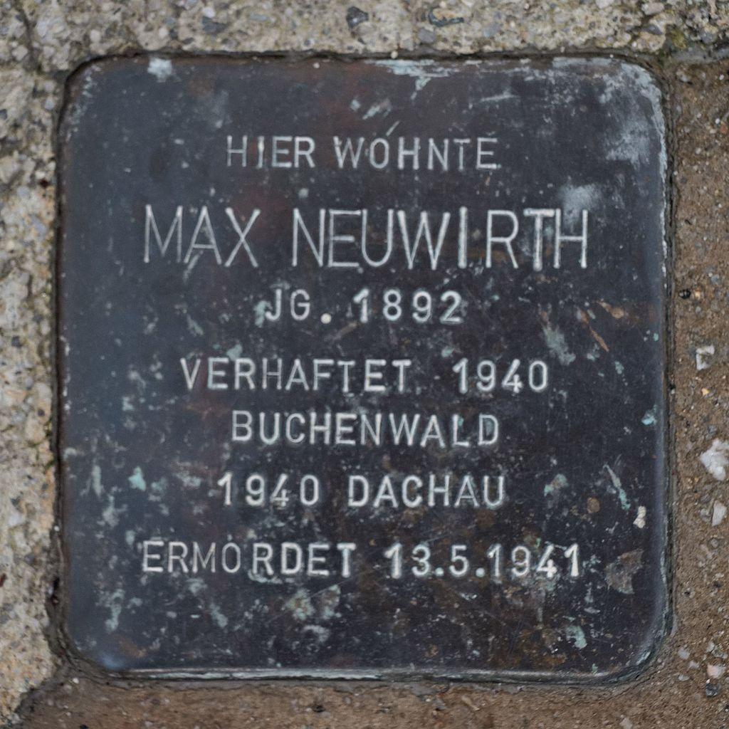 Neuwirth, Max