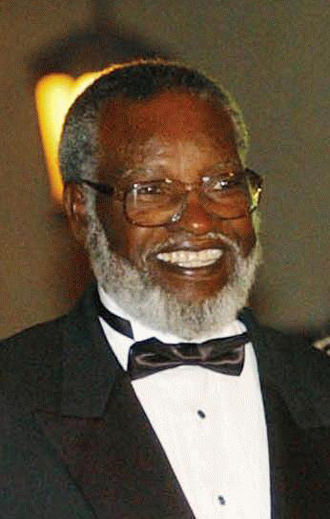 Sam Nujoma - Nujoma in 2003