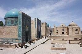 Samarkand, Shah-i-Zinda (6238891272) .jpg