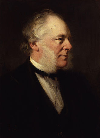 Samuel Smiles - Portrait by Sir George Reid