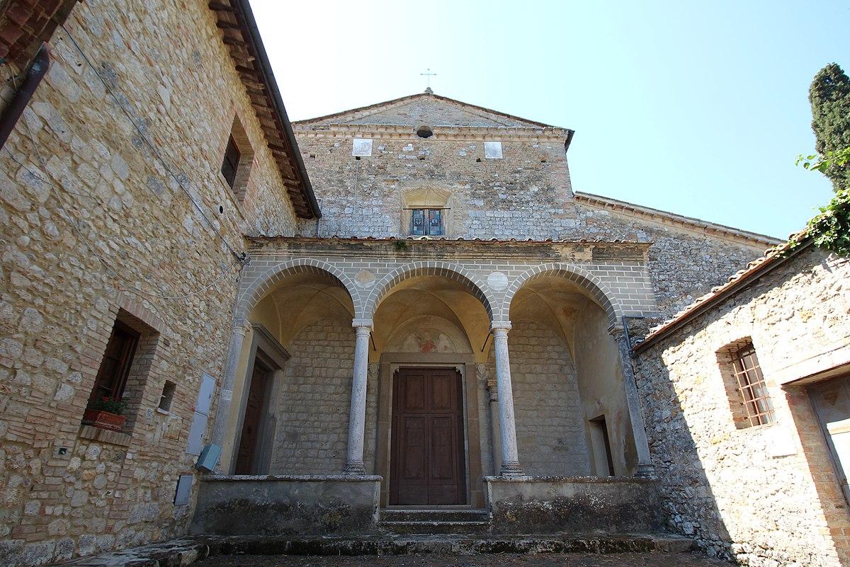 Convento di monte oliveto wikipedia for Interno a un convento