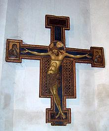 Crocifisso della basilica di San Domenico, Giunta Pisano