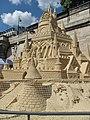 Sand sculpture Paris Plage 2011.jpg