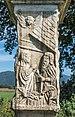 Sankt Georgen am Längsee Launsdorf Maultaschhügel Pfeilerbildstock Geburt Christi 12092018 4598.jpg