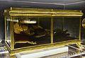 Sant Innocent, mòmia d'un xiquet del s. IX, reliquiari de la catedral de València.JPG