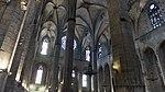 Santa María del Mar (Barcelona) Interior.jpg